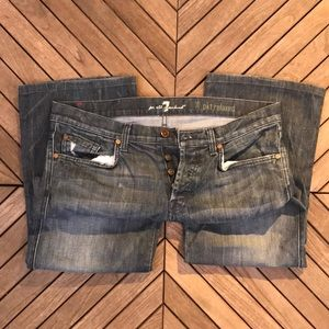 Seven for All Mankind Men's Jeans A Pocket relaxed